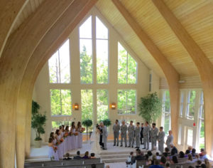 Asheville Wedding Ceremony